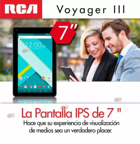 Tablet Rca 7 16gb Android 6.0 Hd Intel Quad Core Dual Cam - OFERTAMAYOR