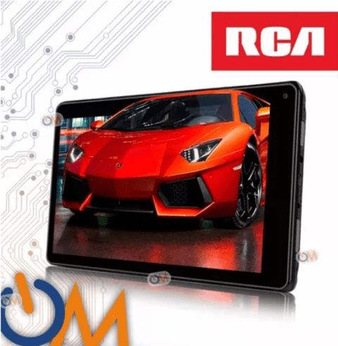 Tablet Rca 7 16gb Android 6.0 Hd Intel Quad Core Dual Cam