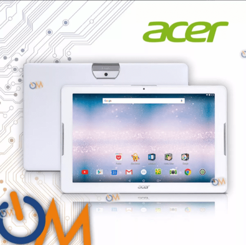Tablet Acer 10 '' Quad Core 32gb Android 6.0 Hd Bluet 2cam