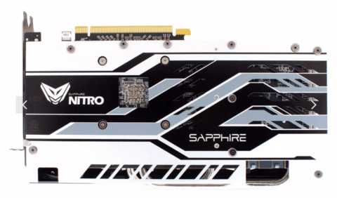 Placa De Video Sapphire Amd Radeon Rx 580 4gb Nitro en internet