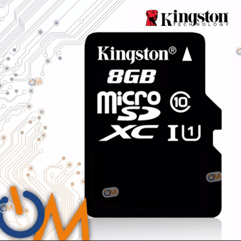 Memoria Kingston Micro Sd 8gb Clase 10 Original