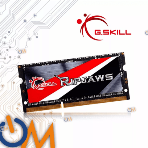 Memoria Sodimm Ripjaws Ddr3 4gb 1600mhz Gamers