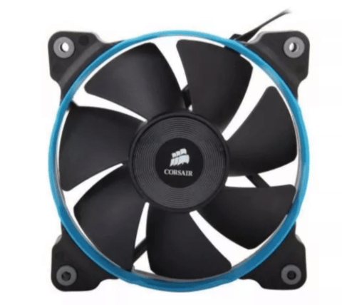 Cooler Corsair Air Sp120 120mm Pwm Quiet High Performance - OFERTAMAYOR