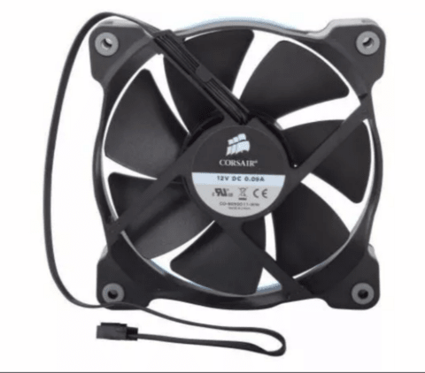 Cooler Corsair Air Sp120 120mm Pwm Quiet High Performance en internet