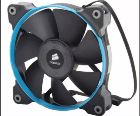 Cooler Corsair Air Sp120 120mm Pwm Quiet High Performance - comprar online