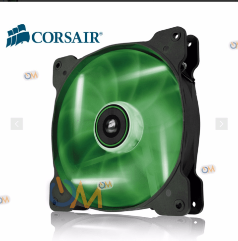 Cooler Corsair Air Series Sp120 120mm Led Twin Pack Fan en internet