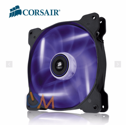 Cooler Corsair Air Series Sp120 120mm Led Twin Pack Fan - OFERTAMAYOR