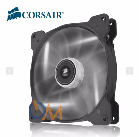 Cooler Corsair Air Series Sp120 120mm Led Twin Pack Fan