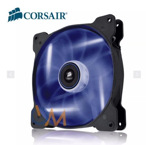 Cooler Corsair Air Series Sp120 120mm Led Twin Pack Fan - comprar online
