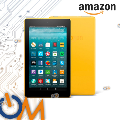 Tablet Amazon Kindle Fire Hd 10 2017 32gb 2gb Alexa 2018 - comprar online