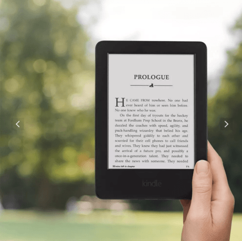 Amazon Kindle Touch Wifi E-book Ereader Ultimo Modelo - OFERTAMAYOR