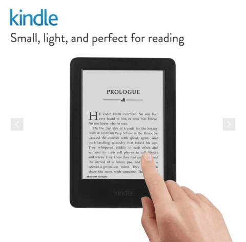 Amazon Kindle Touch Wifi E-book Ereader Ultimo Modelo en internet
