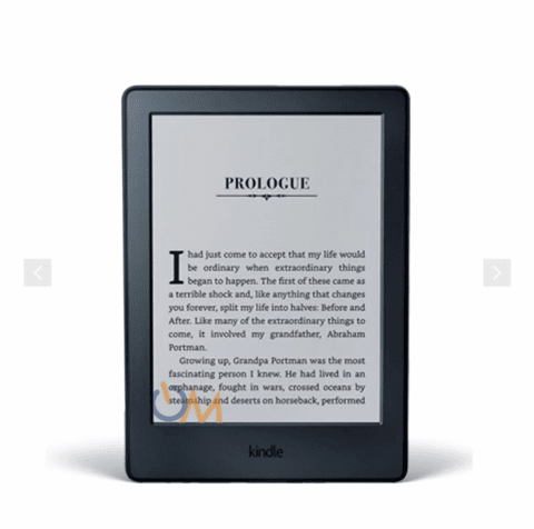 Amazon Kindle Touch Wifi E-book Ereader Ultimo Modelo