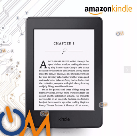 Amazon Kindle Paperwhite 7 Ereader Luz Wifi 300ppi Ultimo Modelo
