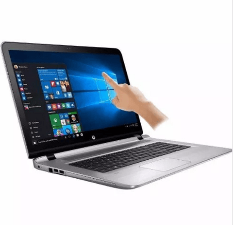 Laptop Notebook Hp 17t 17.3' I7 1tb 8gb Win10 Geforce Touch - comprar online