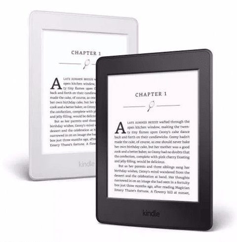 Imagen de Amazon Kindle Paperwhite 7 Ereader Luz Wifi 300ppi Ultimo Modelo
