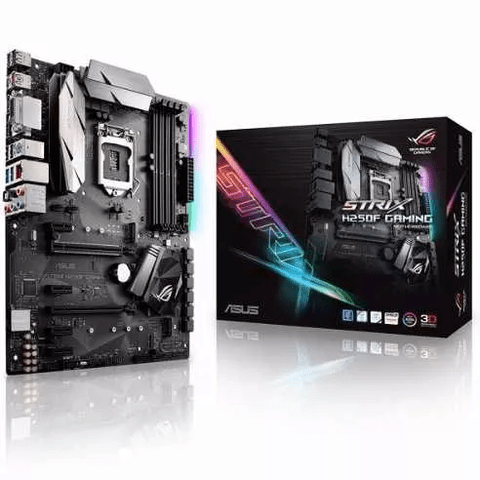 Mother Asus Strix H270F Gaming Lga 1151 Nuevo Modelo - comprar online