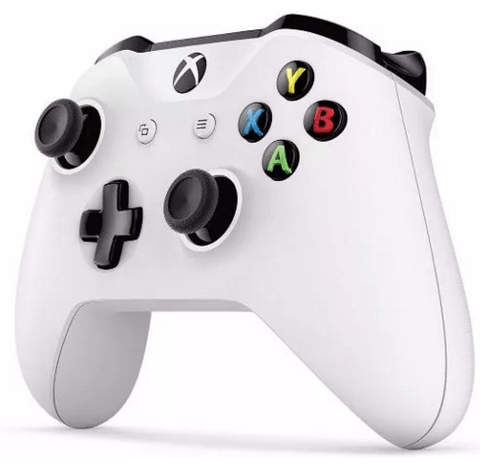Joystick Control Xbox One Wireless Microsoft Original Blanco - comprar online