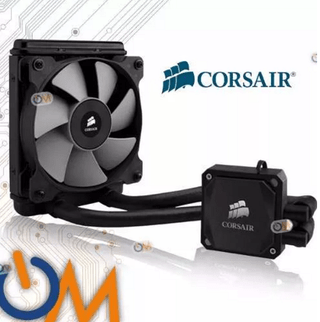 Cooler Corsair H80i V2 Hydro Series Refrig Liquida Intel Amd