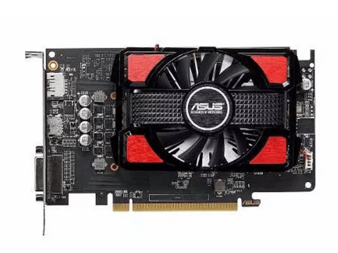 Placa De Video Asus Amd Radeon Rx 550 2gb - comprar online