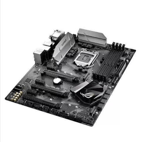 Mother Asus Strix Z270h Gaming Lga 1151 Nuevo Modelo - comprar online