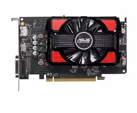 Placa De Video Asus Amd Radeon Rx 550 4gb - comprar online