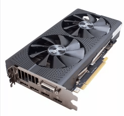 Placa De Video Sapphire Amd Radeon Rx 470 4gb +1 Juego ! en internet