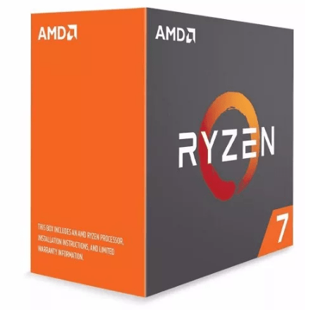 Procesador Amd Ryzen 7 1800x Am4 4ghz. en internet