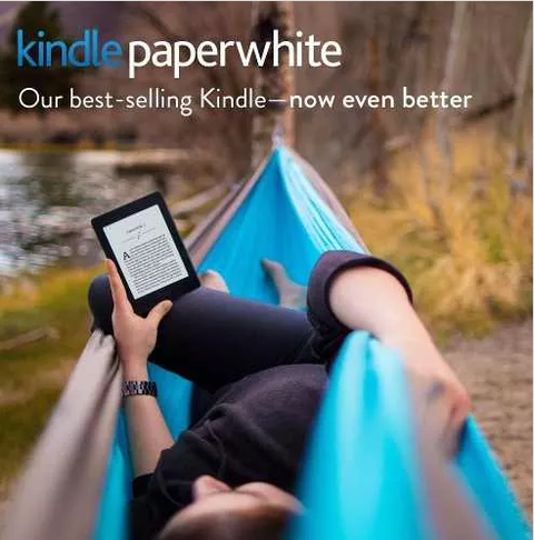 Amazon Kindle Paperwhite 7 Ereader Luz Wifi 300ppi Ultimo Modelo - OFERTAMAYOR