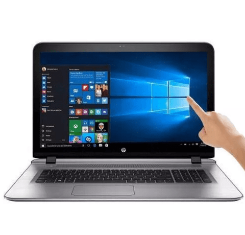 Laptop Notebook Hp 17t 17.3' I7 1tb 8gb Win10 Geforce Touch en internet