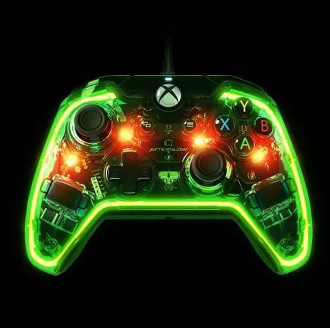Joystick Control Xbox One Afterglow Pristmatic - OFERTAMAYOR