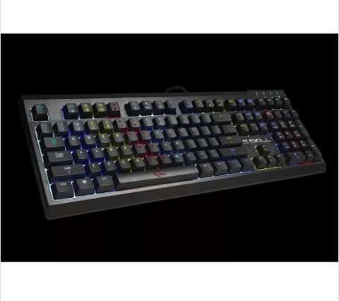 Teclado Gamer Gskill Ripjaws Km570 Rgb Mecanico Red en internet