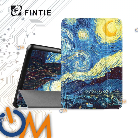Funda Book Cover Fintie Tablet Samsung Tab A 8'' T350 Color