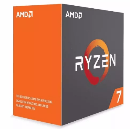 Procesador Amd Ryzen 7 1700 Am4 3.7ghz. - OFERTAMAYOR