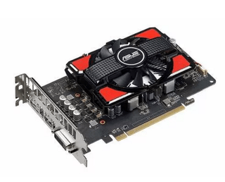 Placa De Video Asus Amd Radeon Rx 550 4gb en internet