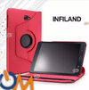 Funda Cover Tablet Samsung Tab A 10.1'' T580 Giratoria Color en internet