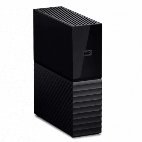 Disco Rigido Externo Wd Western Digital My Book 8tb Usb 3.0 - OFERTAMAYOR