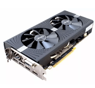 Placa De Video Sapphire Amd Radeon Rx 570 4gb Nitro+ Juego - OFERTAMAYOR