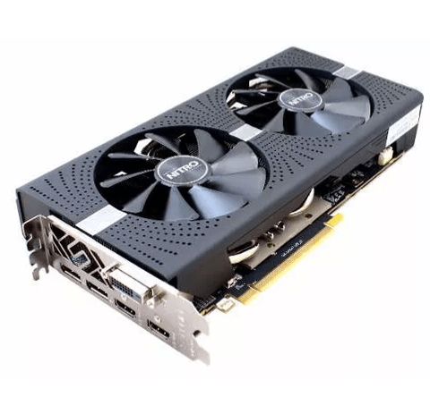 Placa De Video Sapphire Amd Radeon Rx 570 4gb Nitro+ - OFERTAMAYOR