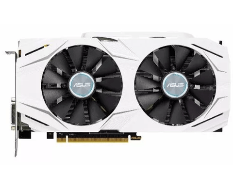 Placa Video Nvidia Geforce Gtx 1060 Gtx1060 6gb Asus Oc - OFERTAMAYOR
