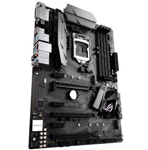 Mother Asus Strix H270F Gaming Lga 1151 Nuevo Modelo - OFERTAMAYOR