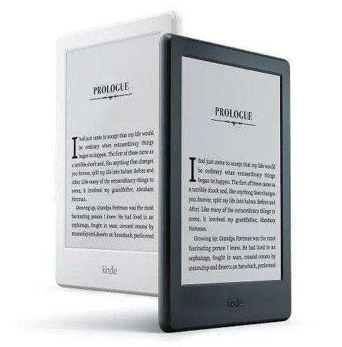 Amazon Kindle Touch Ebook Ereader 8 Generación Ultimo Modelo - tienda online