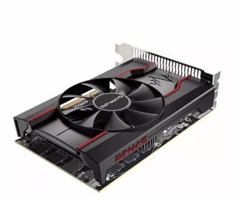 Placa De Video Sapphire Amd Radeon Rx 550 4gb Pulse - OFERTAMAYOR