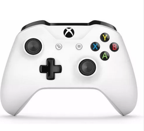 Joystick Control Xbox One Wireless Microsoft Original Blanco en internet
