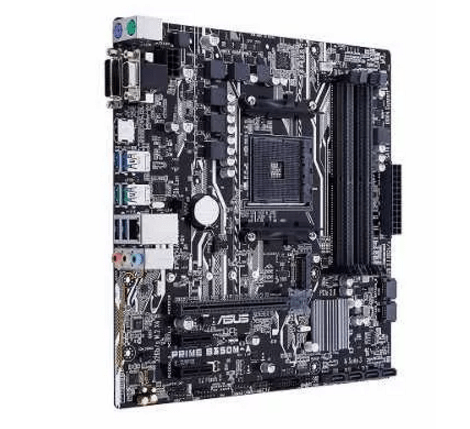 Mother Asus Prime B350m-a Am4 Ryzen B350 Amd - OFERTAMAYOR