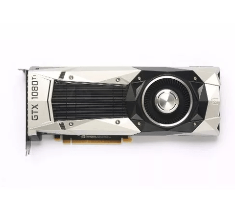 Placa Video Nvidia Geforce Gtx 1080 Ti 11gb Ddr5x - OFERTAMAYOR