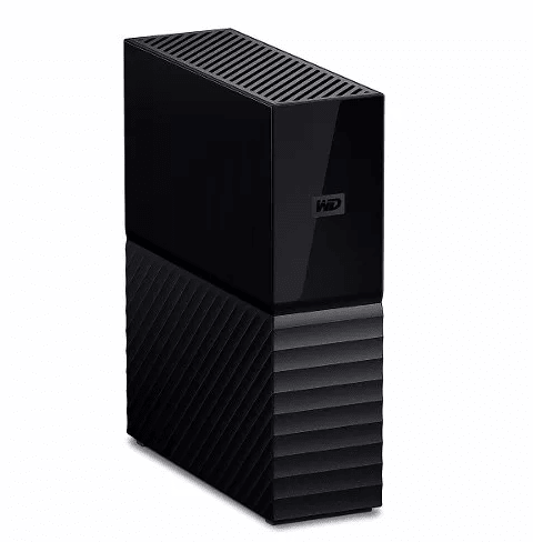 Disco Rigido Externo Wd Western Digital My Book 6tb Usb 3.0 - OFERTAMAYOR