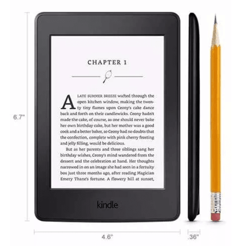 Amazon Kindle Paperwhite 7 Ereader Luz Wifi 300ppi Ultimo Modelo - comprar online