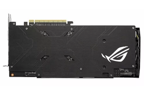 Placa De Video Asus Radeon Rx 580 8gb Strix Gaming Rog - tienda online