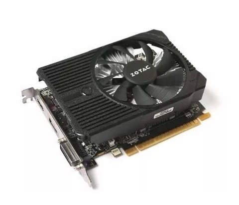 Placa Video Nvidia Geforce Gtx 1050 2gb. Ddr5 - tienda online
